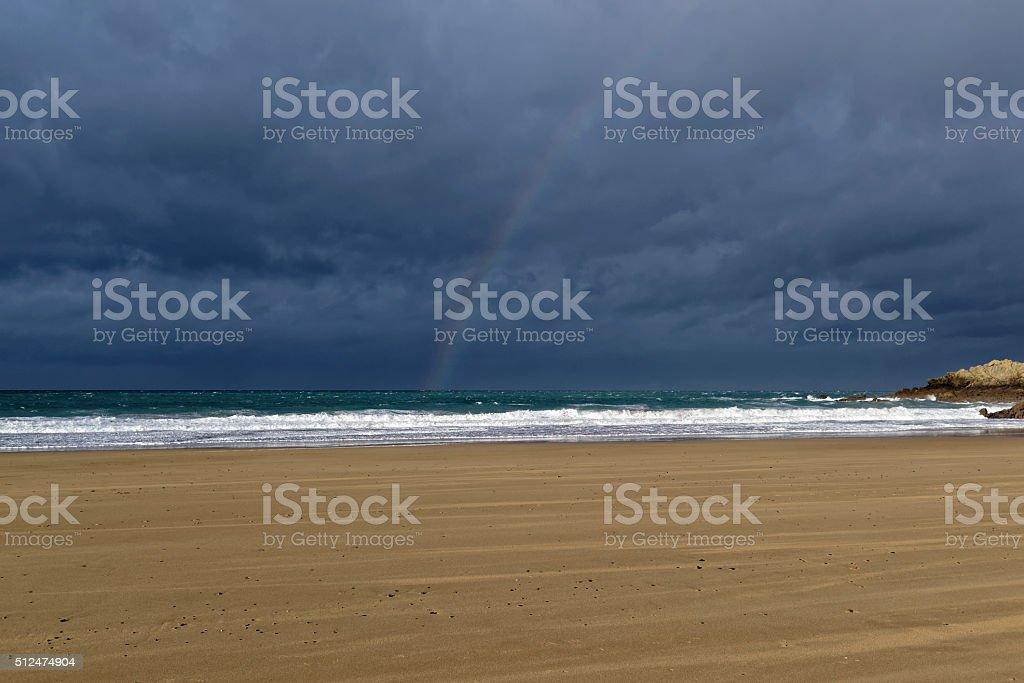 Regenbogen stock photo