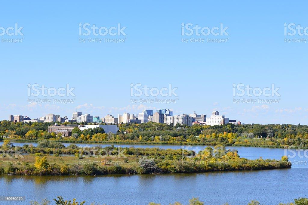 Regina, Saskatchewan stock photo