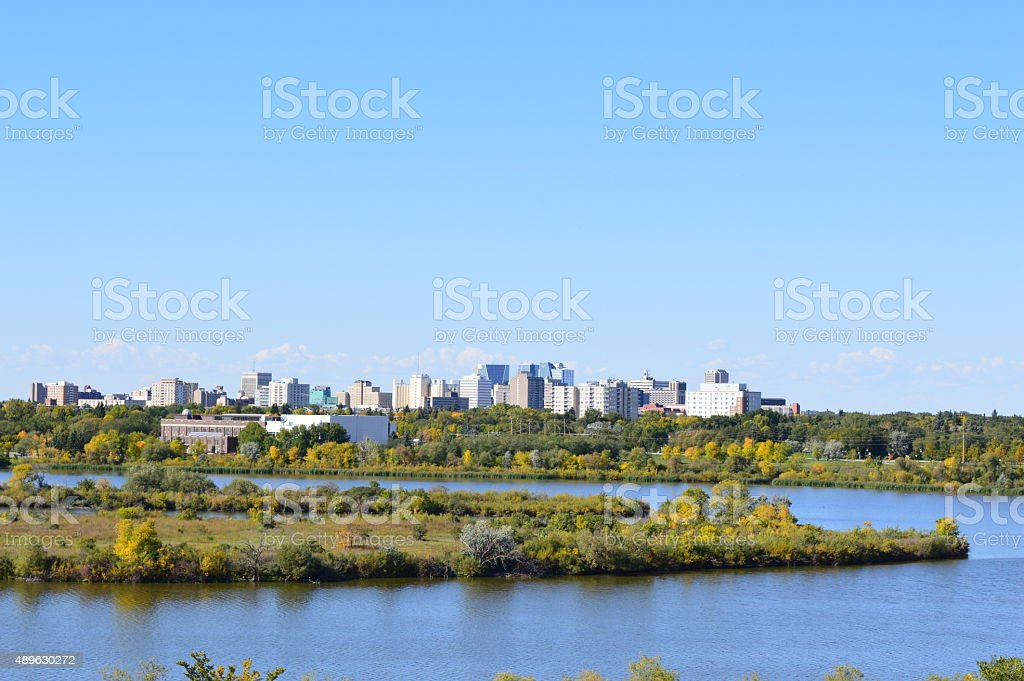Regina, Saskatchewan stock photo