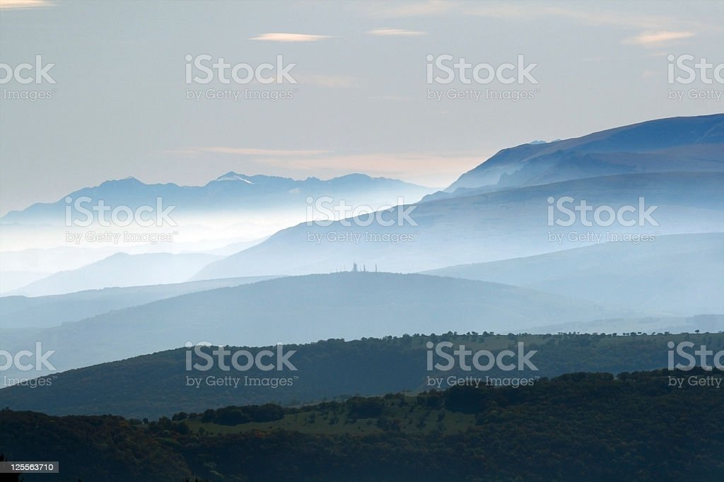Region Marches royalty-free stock photo