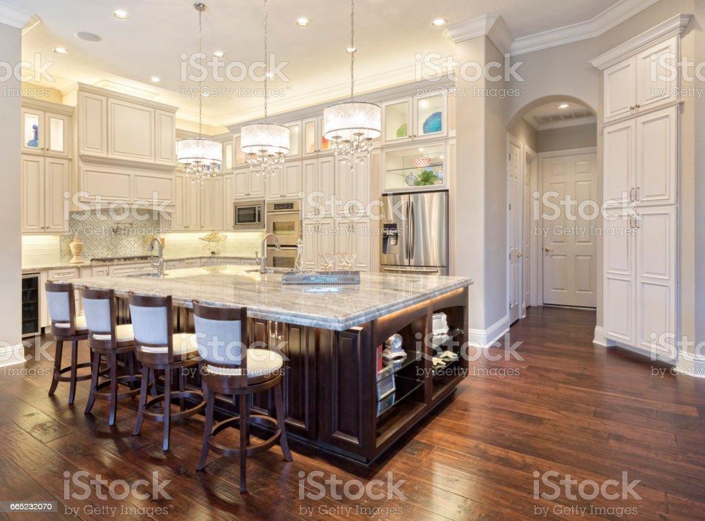 Regional Luxury Houses stock photo