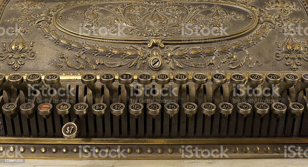 Register Keys royalty-free stock photo