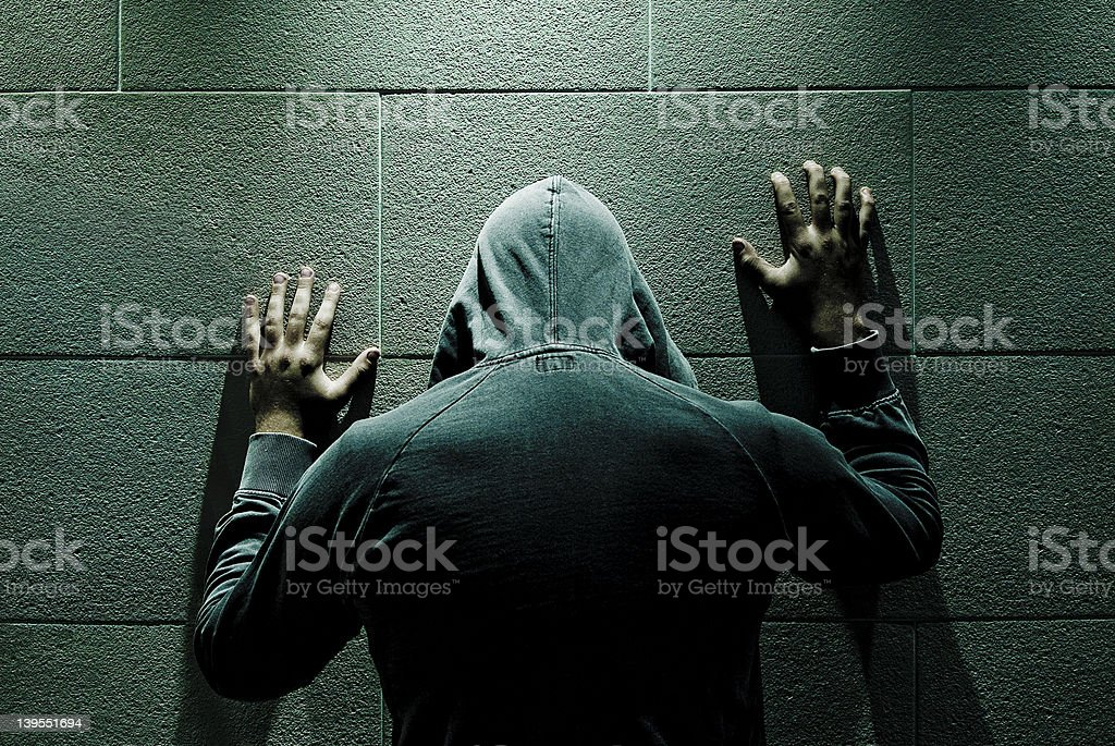 Regret royalty-free stock photo