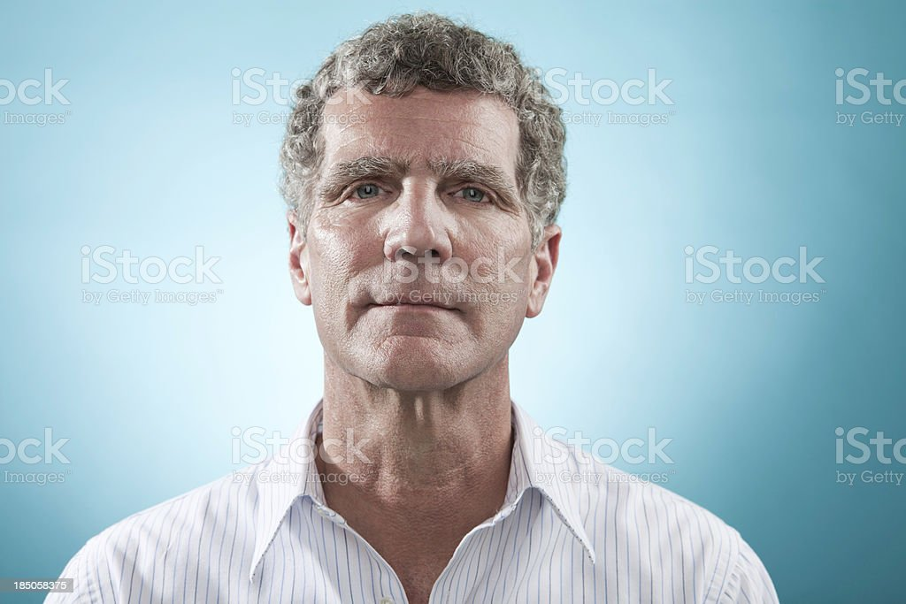 Regular Guy stock photo