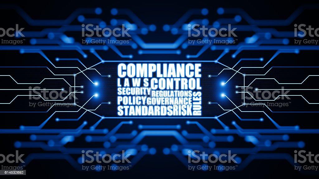 Regulatory Compliance stock photo