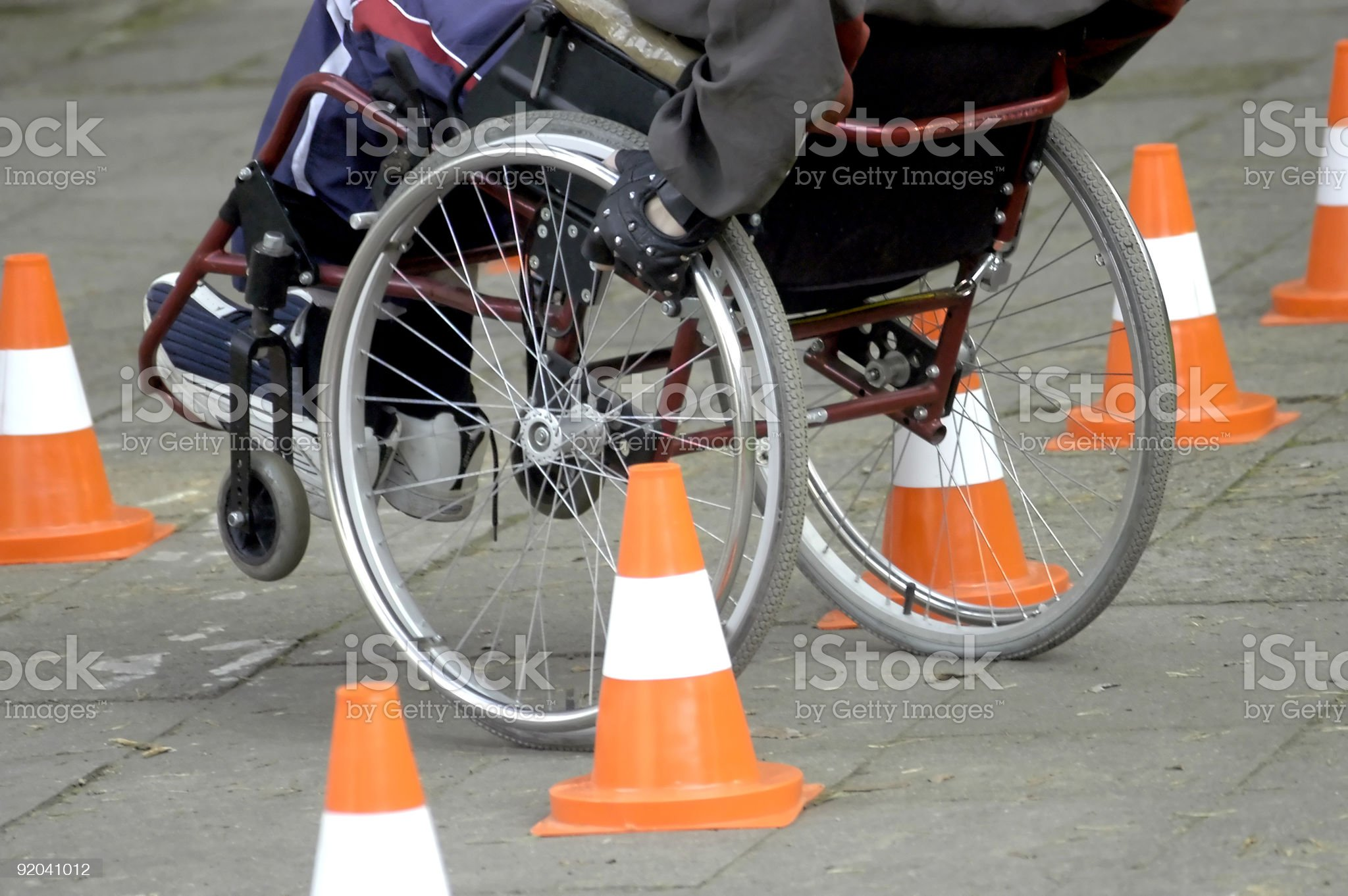 rehabilitation royalty-free stock photo