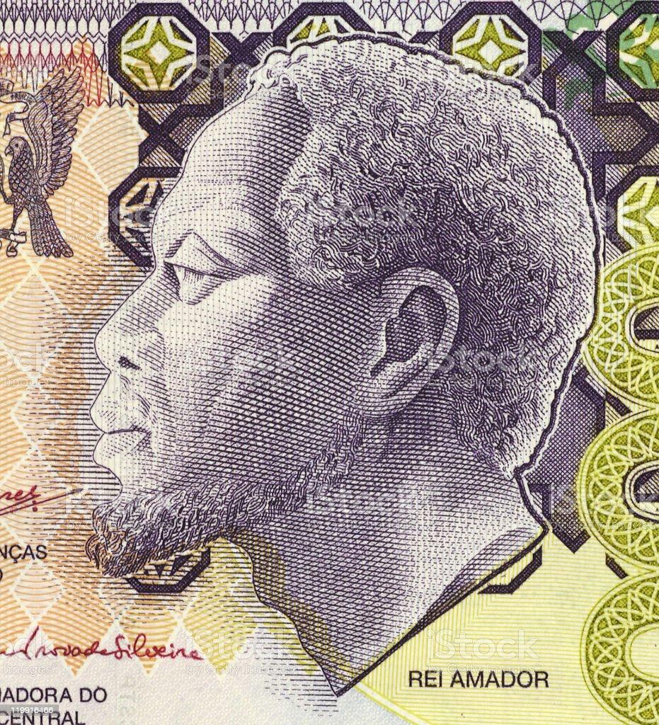 Rei Amador royalty-free stock photo