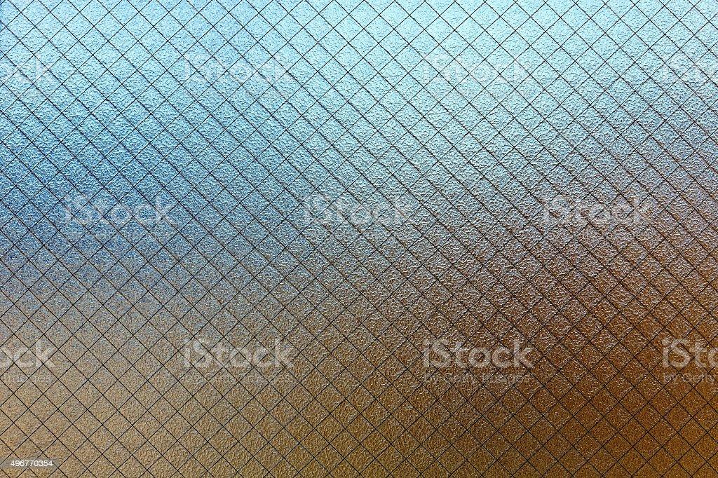 Reinforced glass stock photo