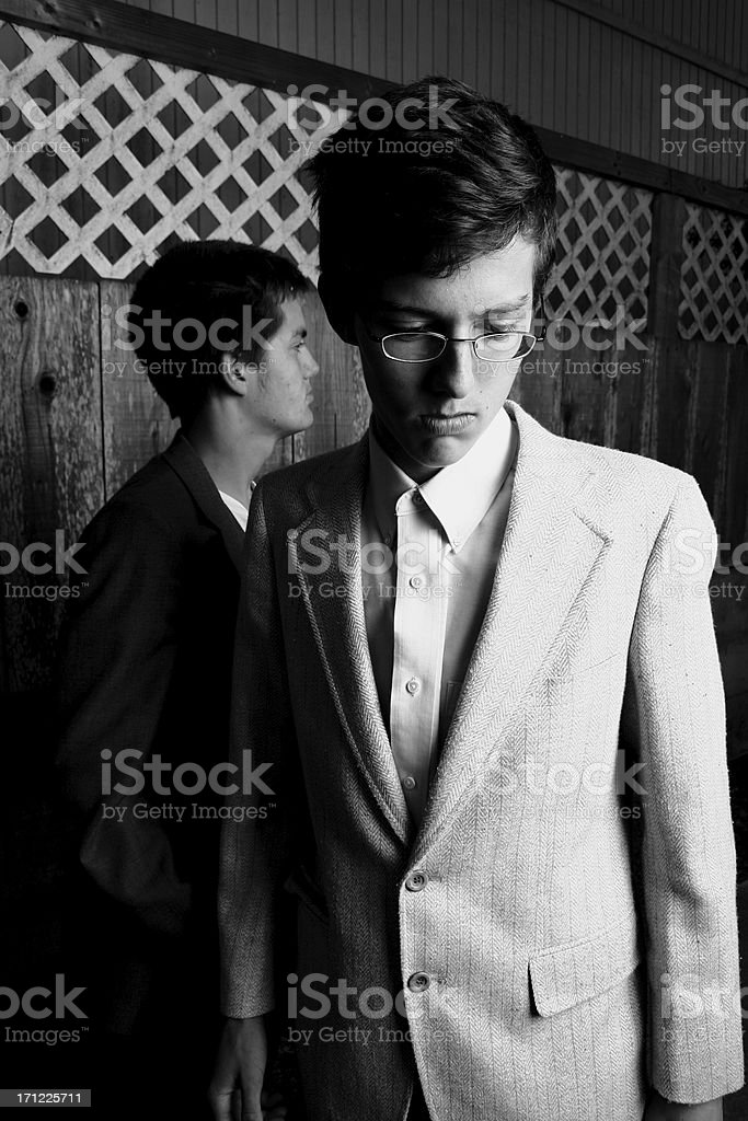 Rejection stock photo
