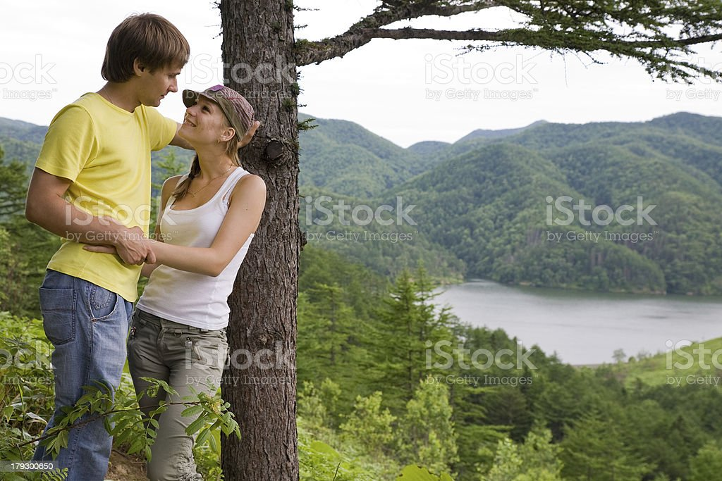 Relation royalty-free stock photo