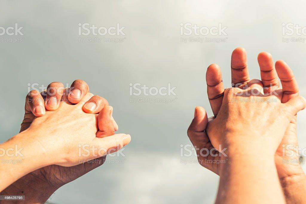 Relationship stock photo