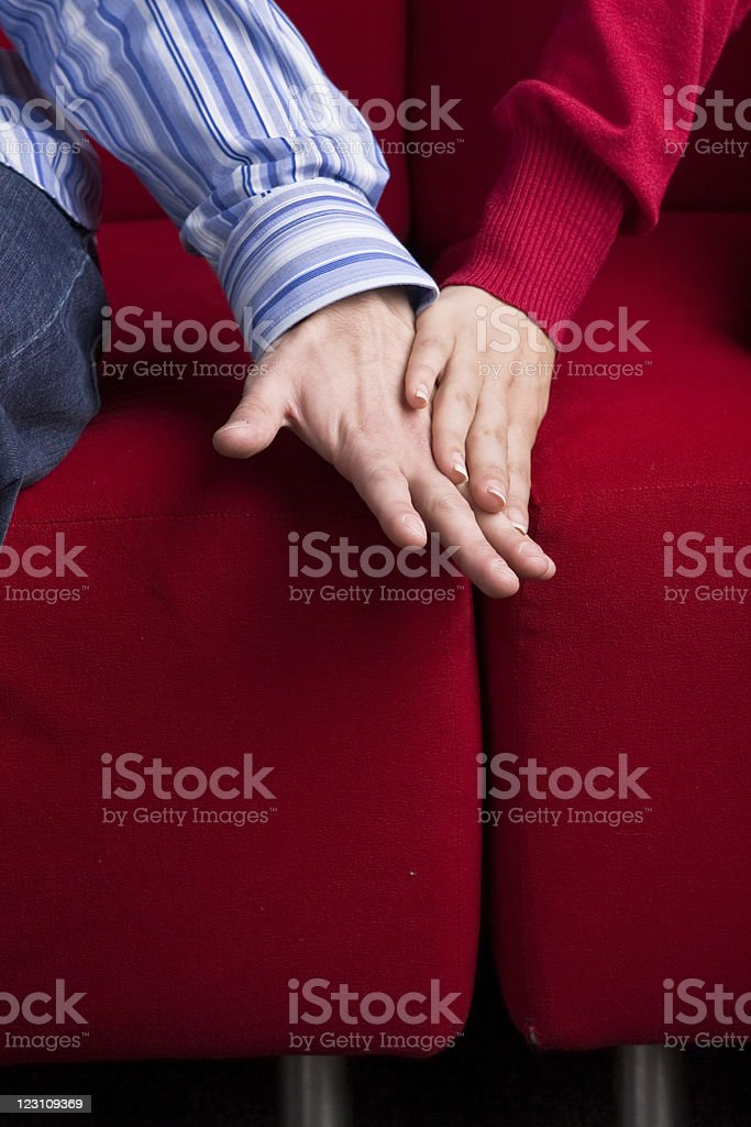 Relationship Series royalty-free stock photo