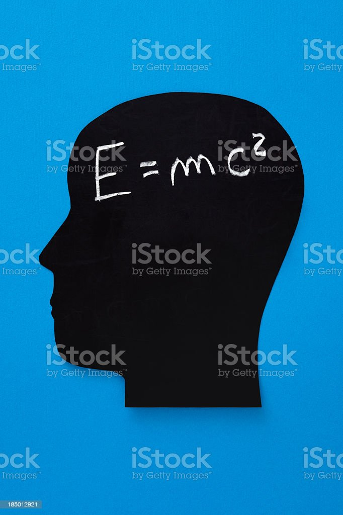 Relative thoughts royalty-free stock photo