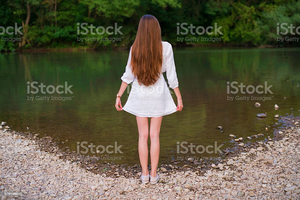 Relax And Unwind stock photo