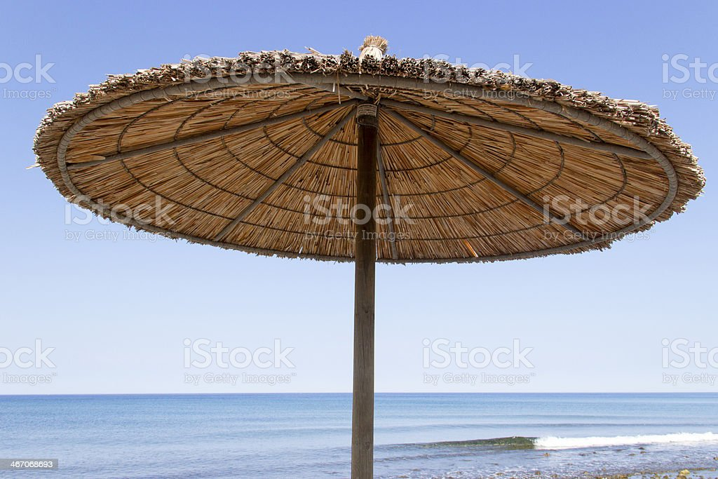 Relax Beach royalty-free stock photo