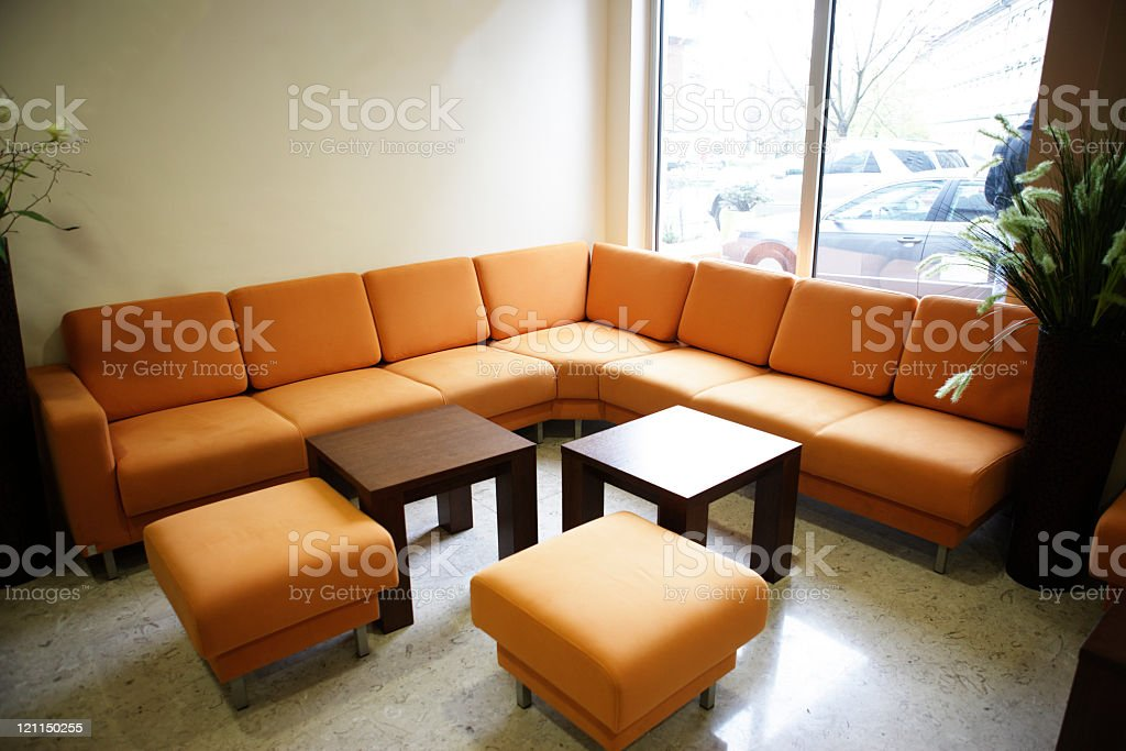 Relax Corner royalty-free stock photo