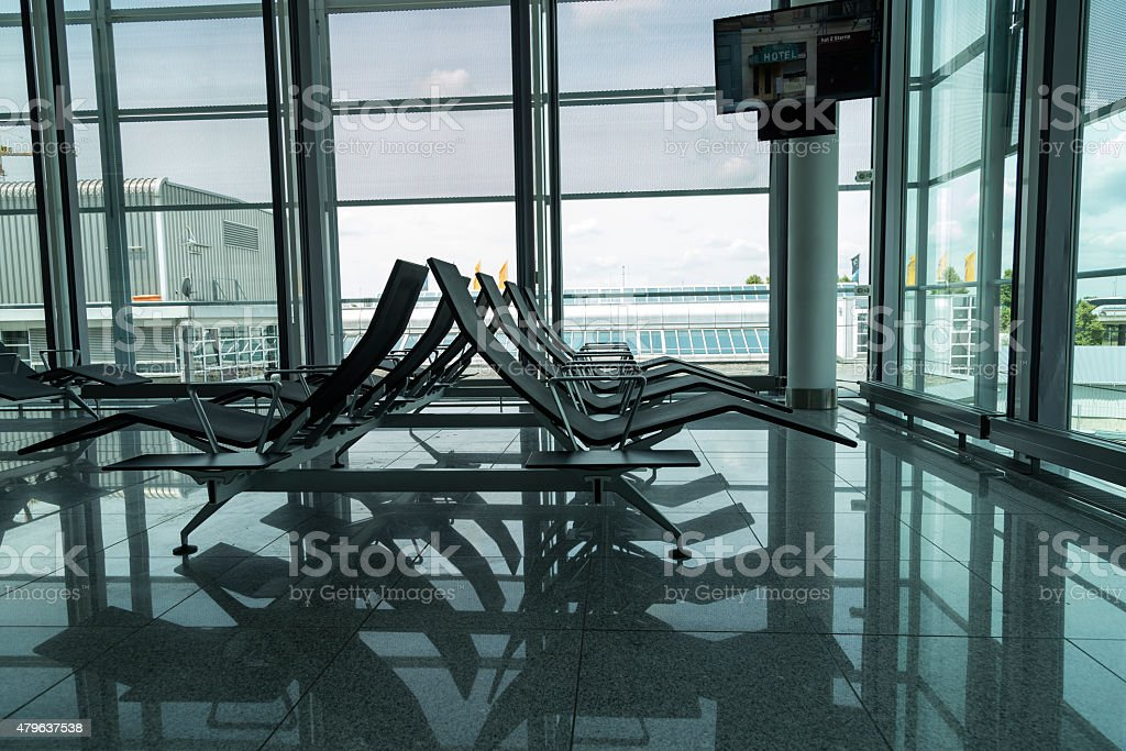 Relax while waiting royalty-free stock photo