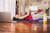 Relaxation exercises at home
