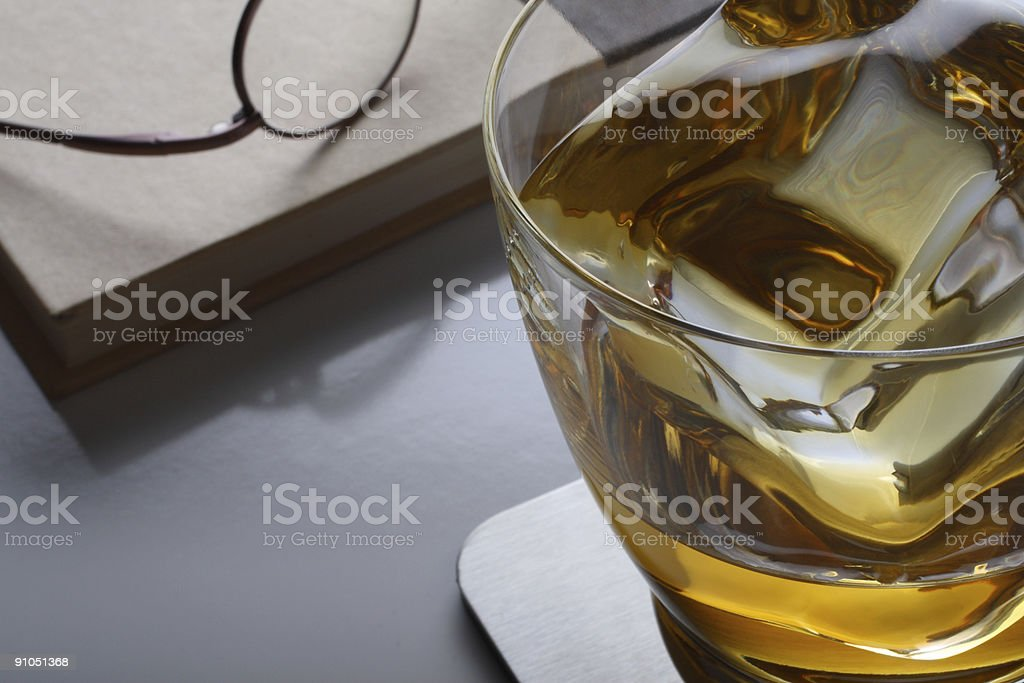 Relaxation In Style royalty-free stock photo