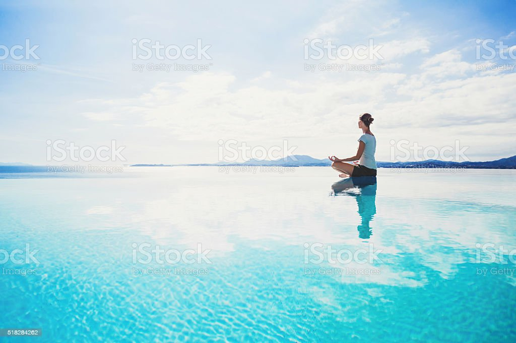Relaxation stock photo