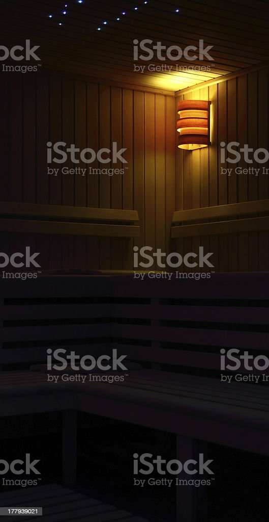 Relaxation room royalty-free stock photo