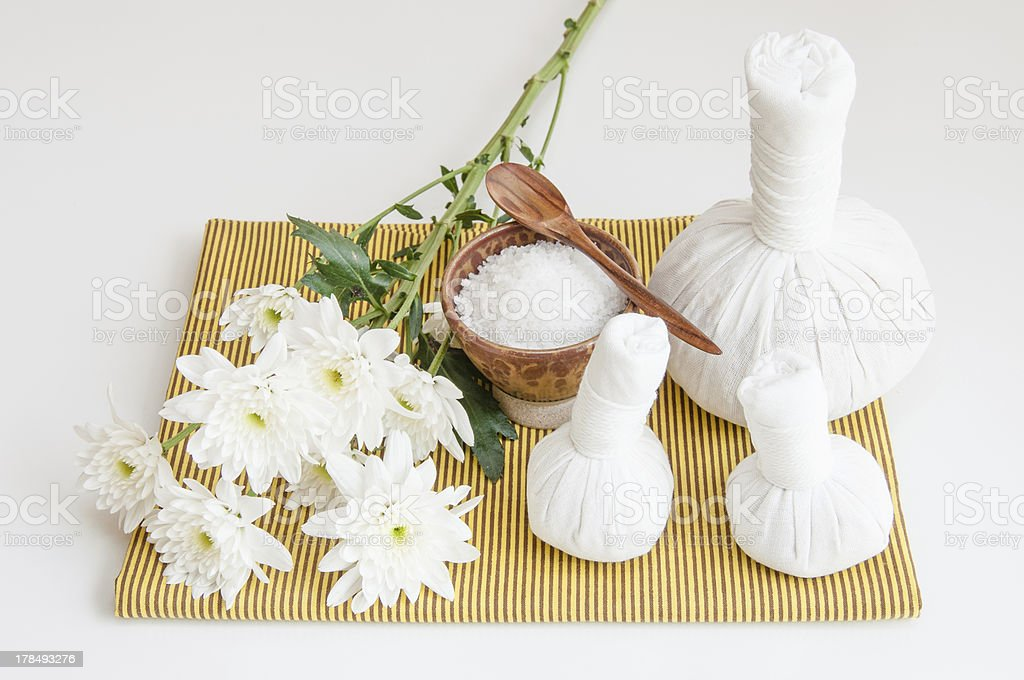 Relaxation Spa Concept stock photo