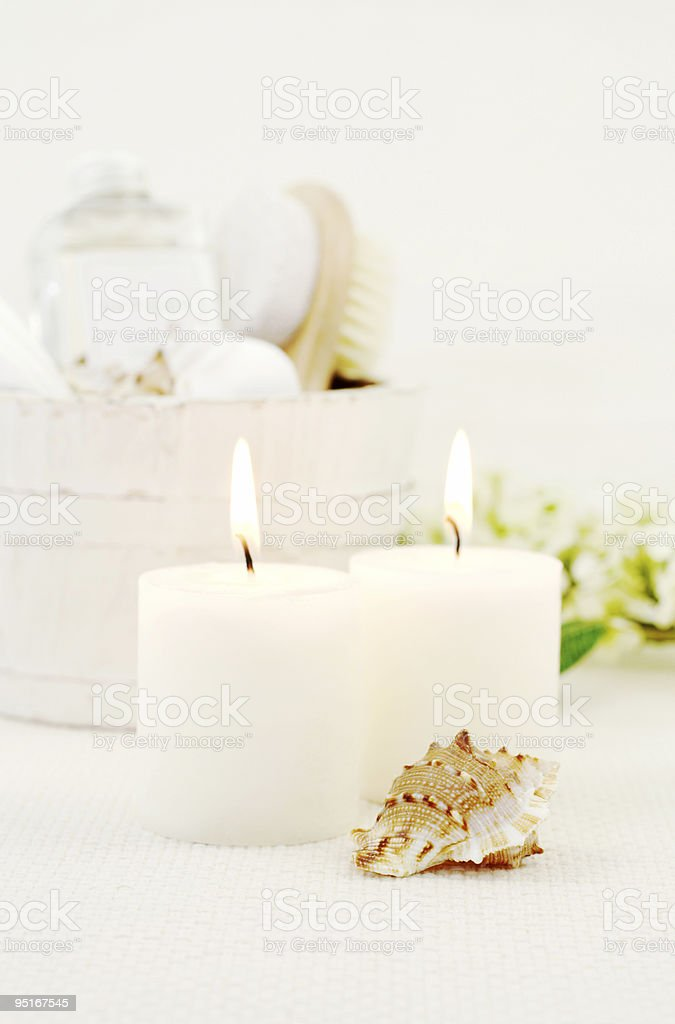 Relaxation time royalty-free stock photo