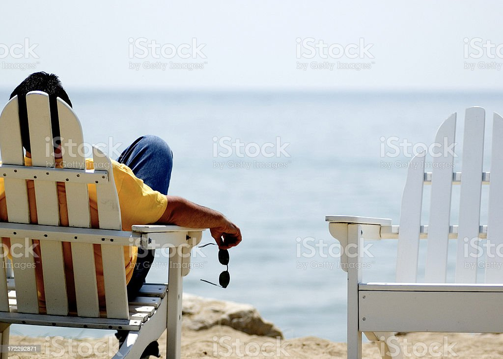 Relaxing Day royalty-free stock photo