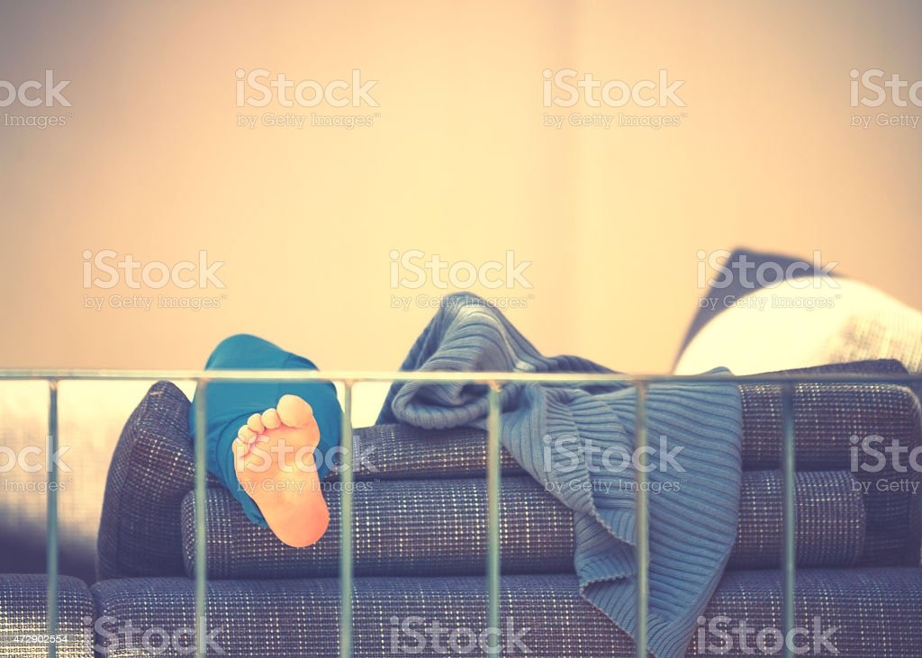 Relaxing time stock photo