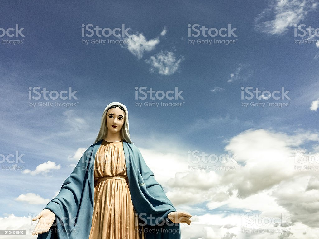 religion americana symbols stock photo