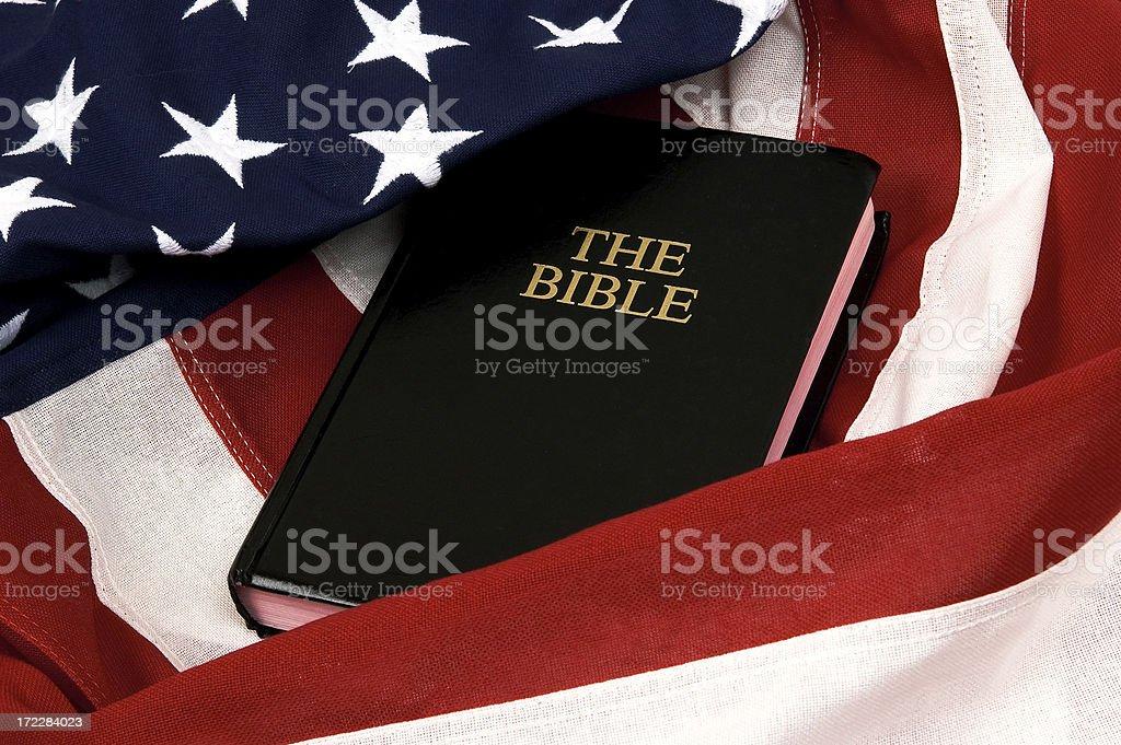 Religion in America royalty-free stock photo
