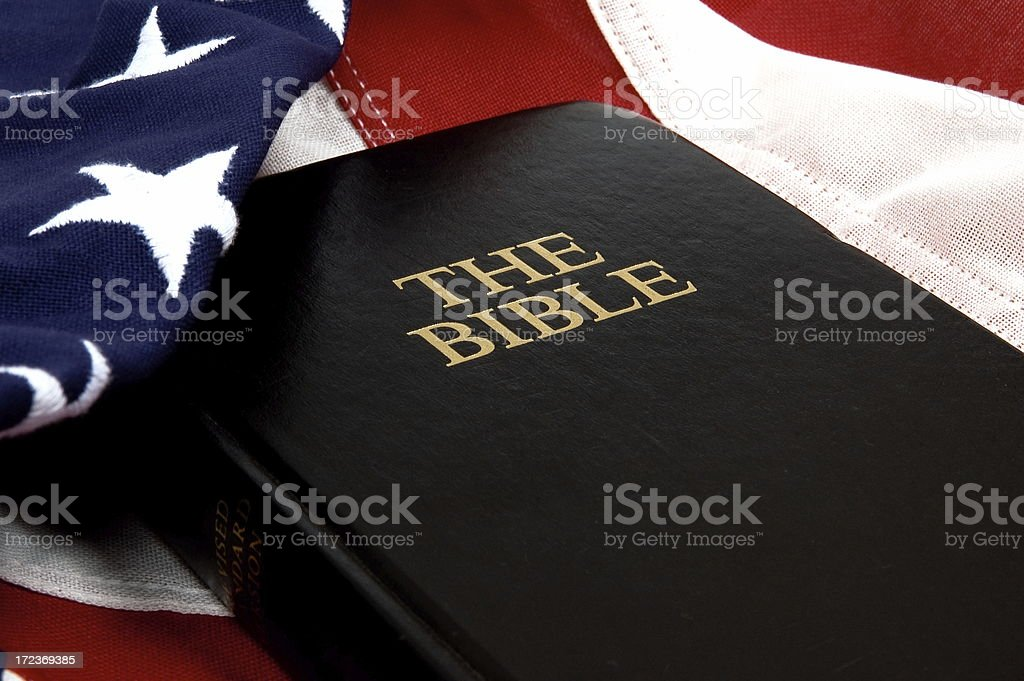 Religion in America royalty-free stock photo