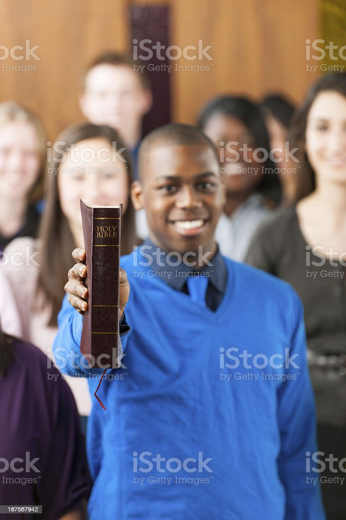Religious Assembly stock photo
