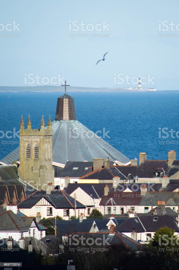 Religious buildings stock photo