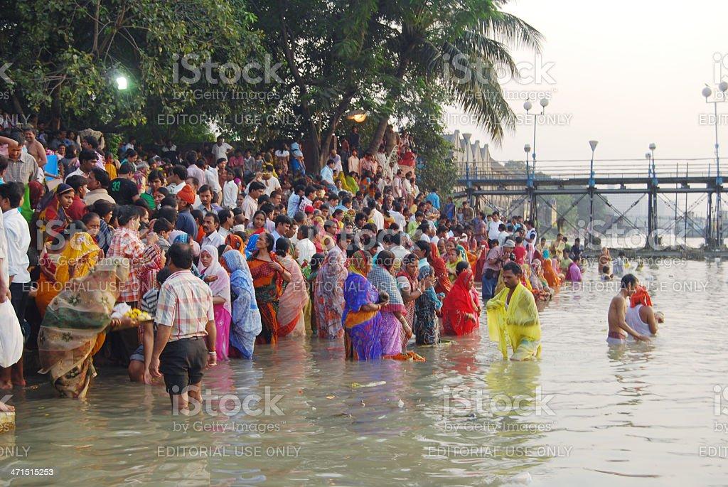 Religious Festival royalty-free stock photo