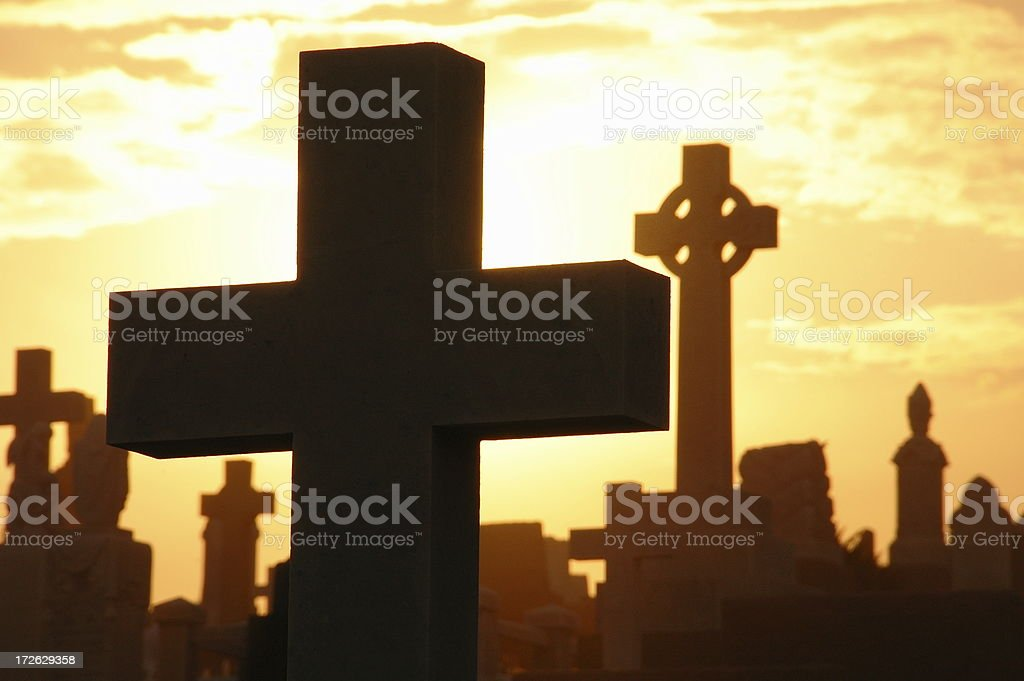 Religious Symbols royalty-free stock photo