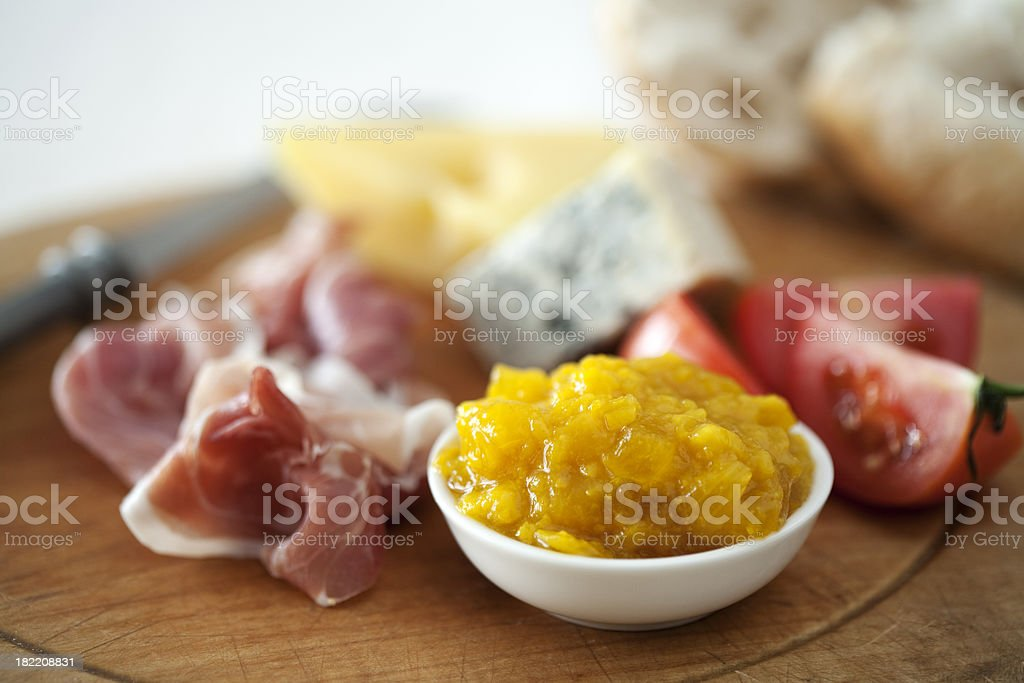 Relish royalty-free stock photo