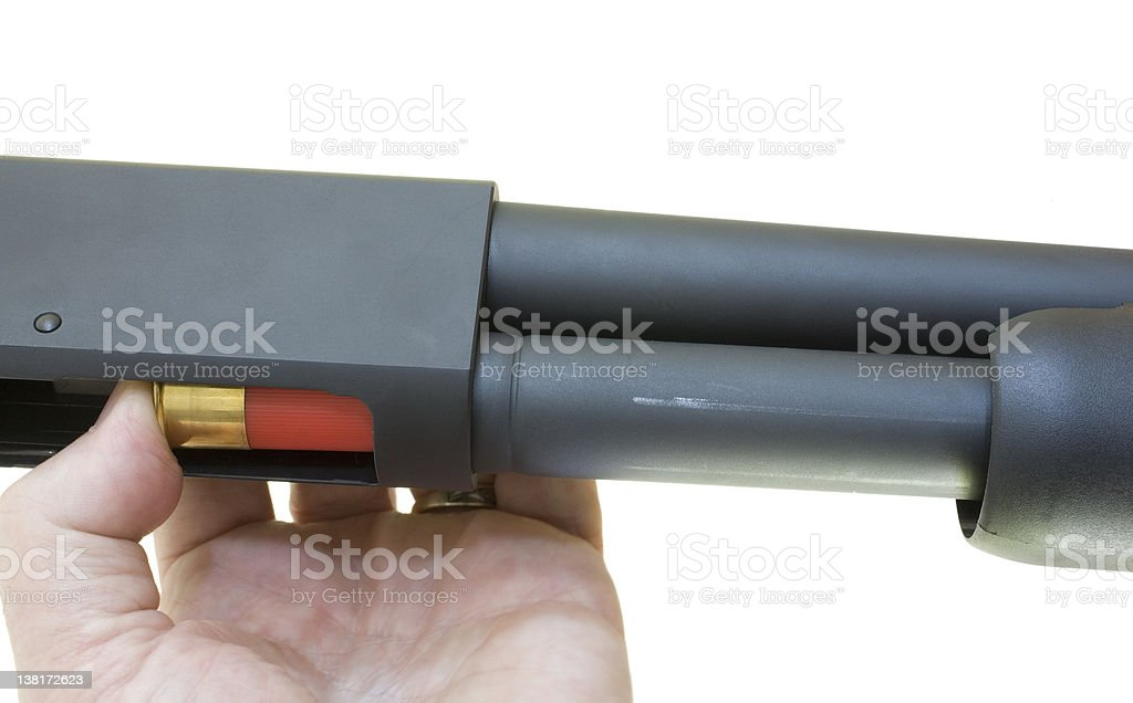 Reload royalty-free stock photo