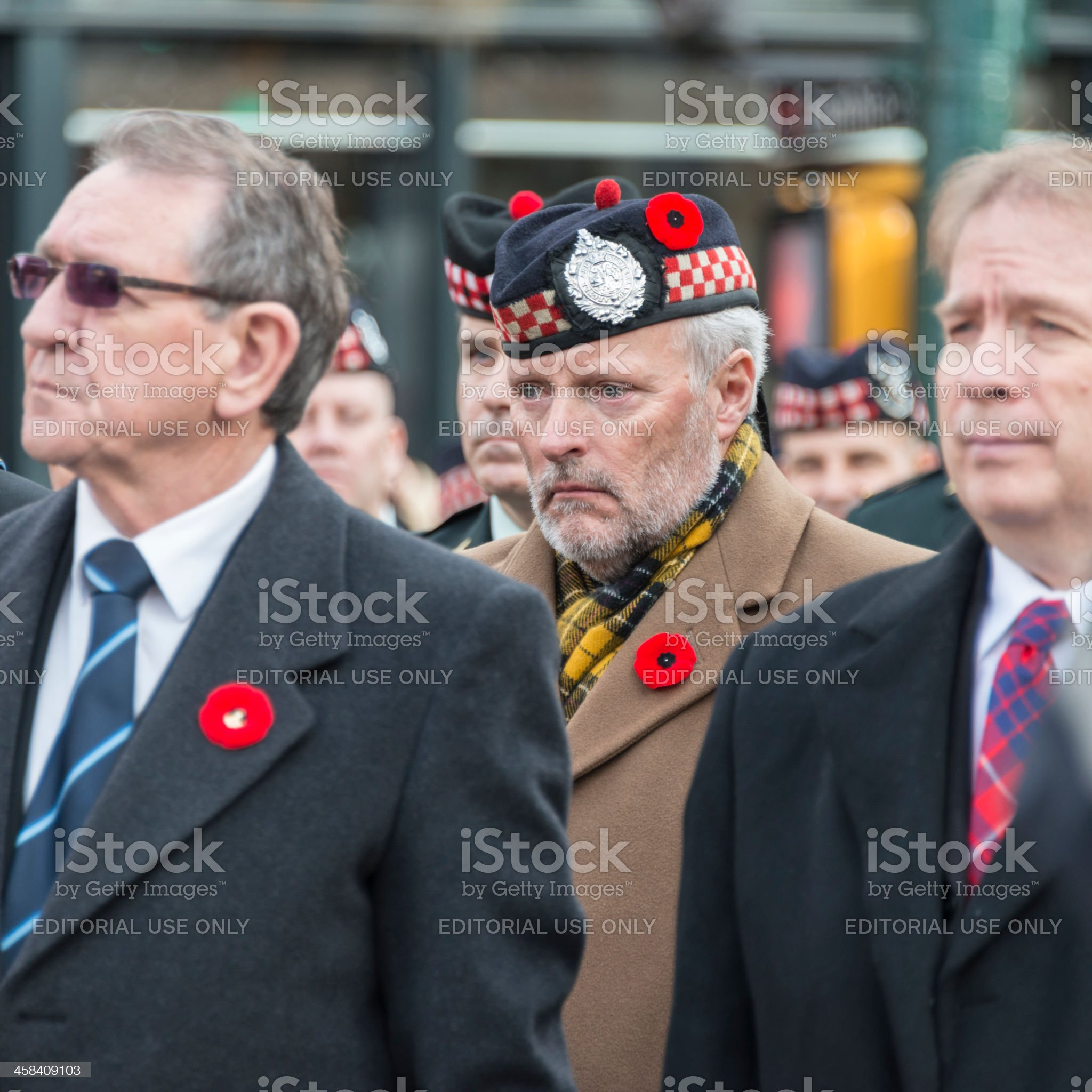 Remembrance Day royalty-free stock photo