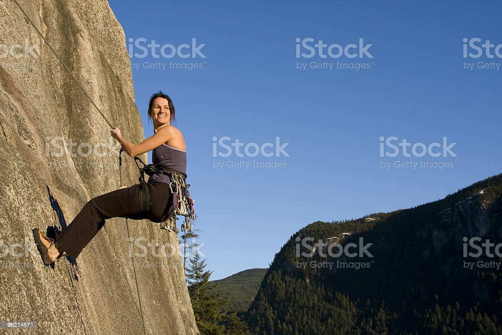 Rappel royalty-free stock photo