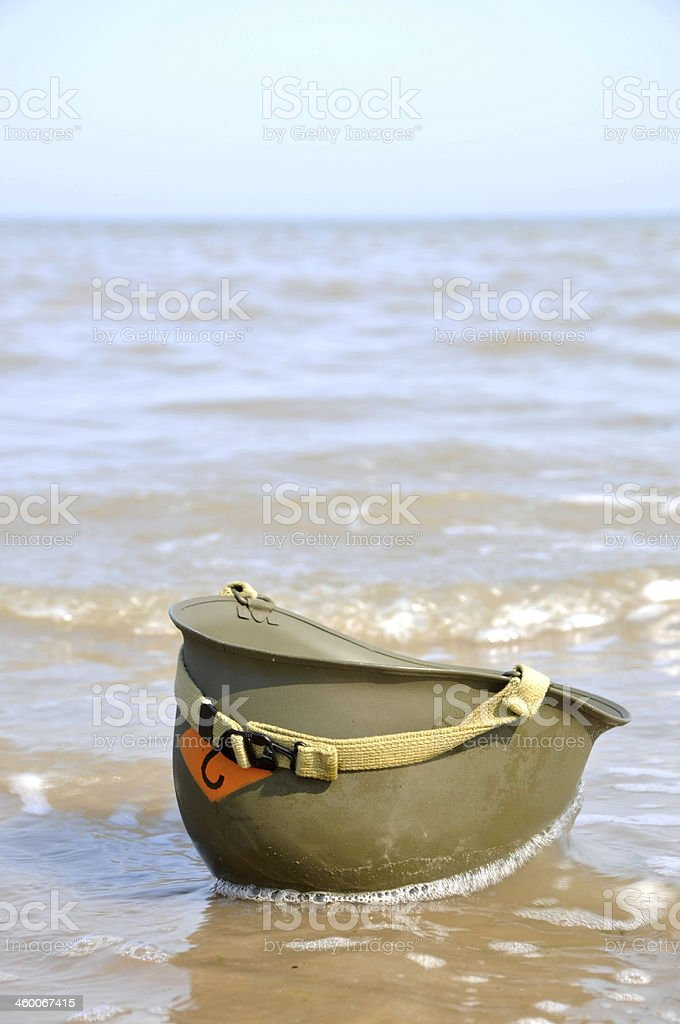 Reminders Of D-Day royalty-free stock photo