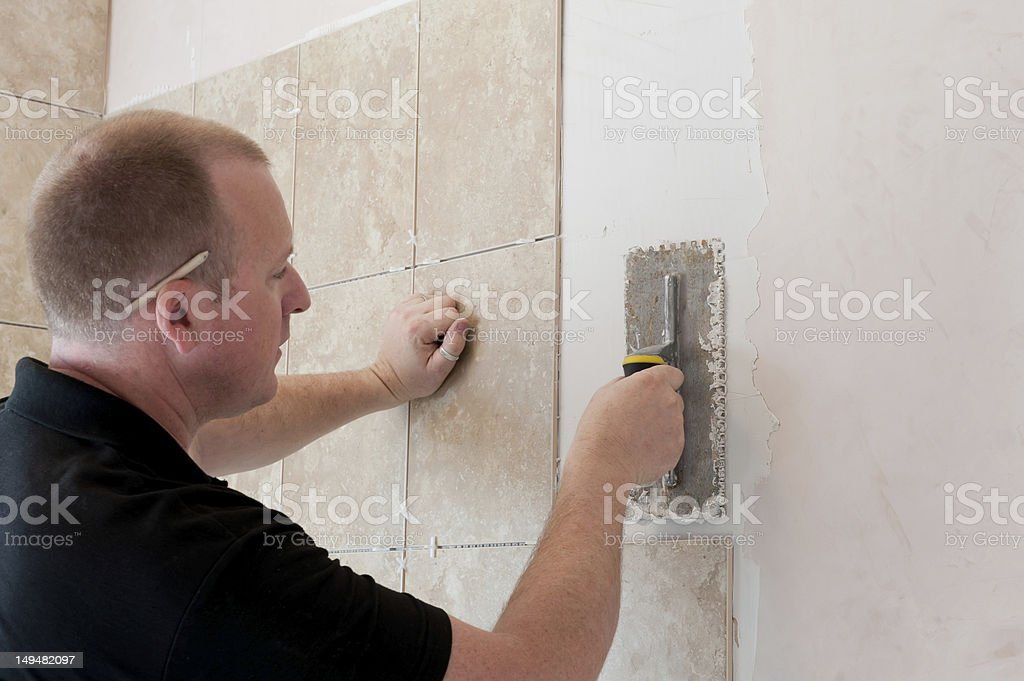 Remodeling royalty-free stock photo