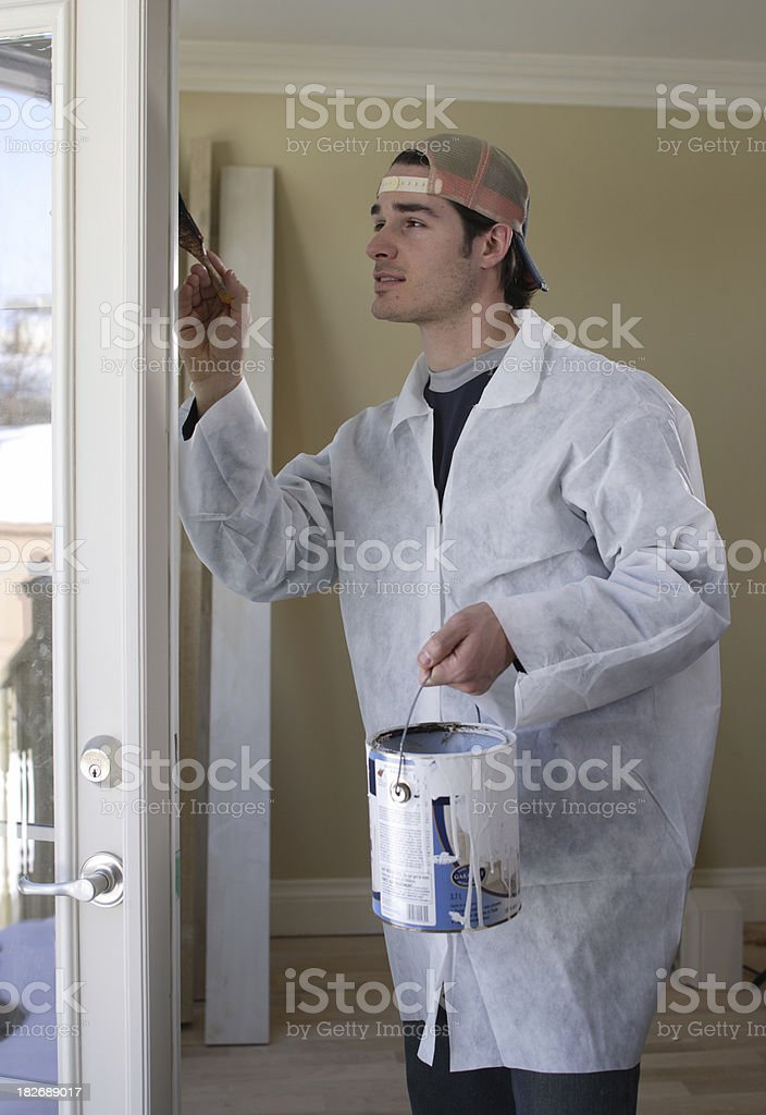 Remodeling the house royalty-free stock photo