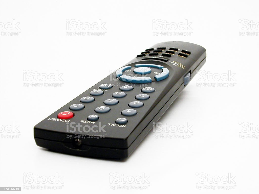 remote control 03 royalty-free stock photo