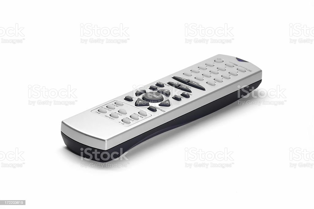 Remote control royalty-free stock photo