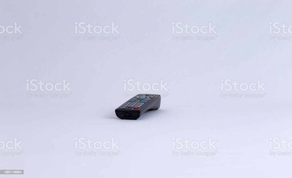 Remote control straight forward royalty-free stock photo