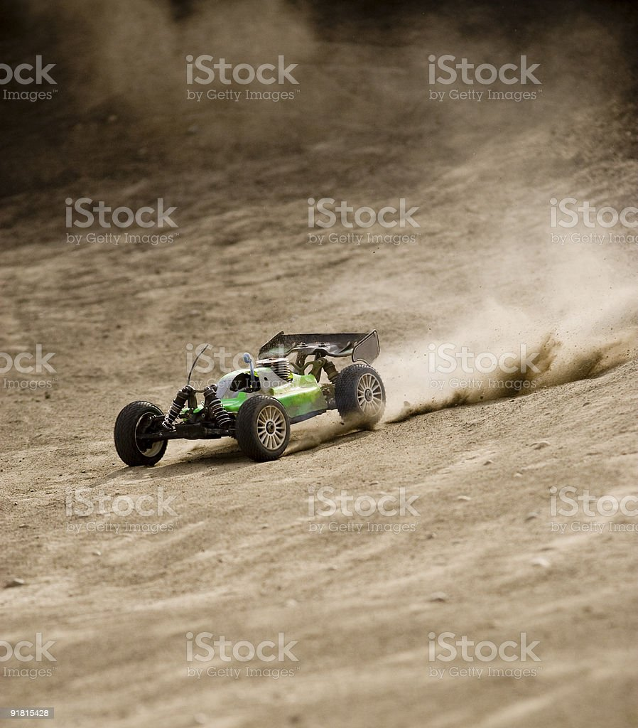 Remote Controlled Car stock photo