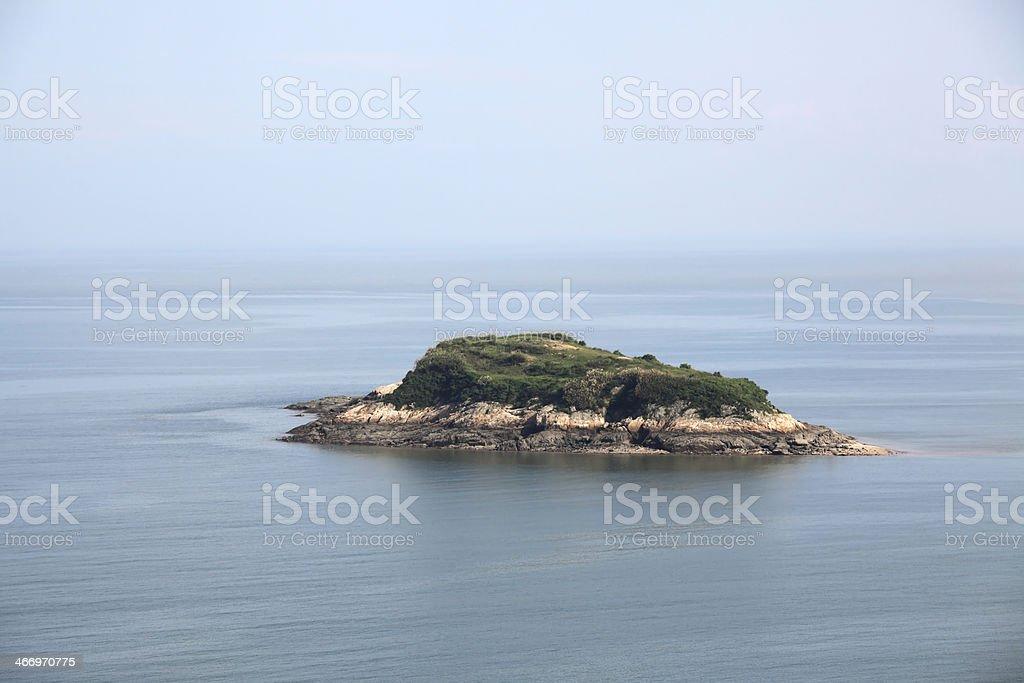 Remote Island royalty-free stock photo