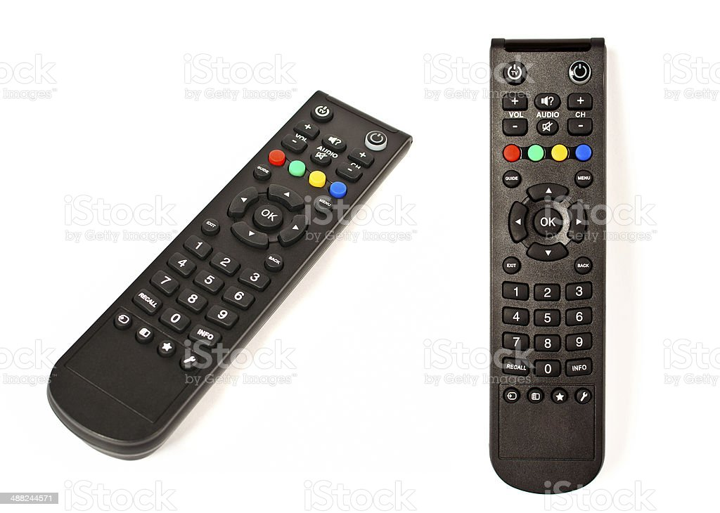 Remote royalty-free stock photo