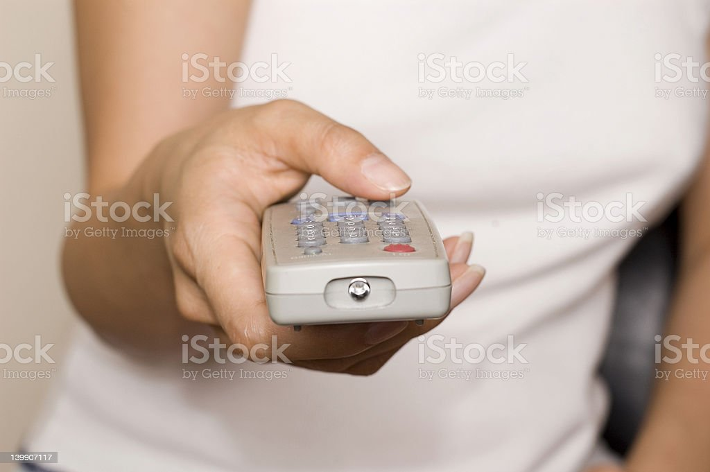 remote1 royalty-free stock photo